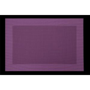 Moderní prostírání fialové barvy na stůl obdélníkového tvaru