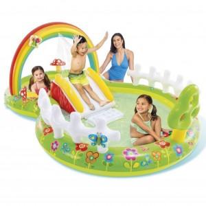 Dětské bazénové hrací centrum