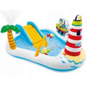 Zábavné dětské vodní hřiště
