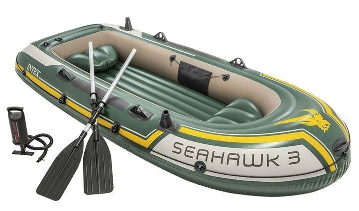 INTEX Seahawk nafukovací člun