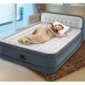 Nafukovací postel vhodná pro dvě osoby