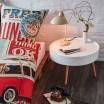 Kávový stolek s praktickým úložným prostorem