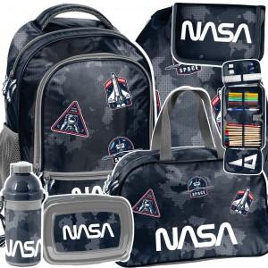 Šesťčasťový školní set pro chlapce NASA