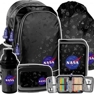Školní 5-dílný batoh NASA s příslušenstvím
