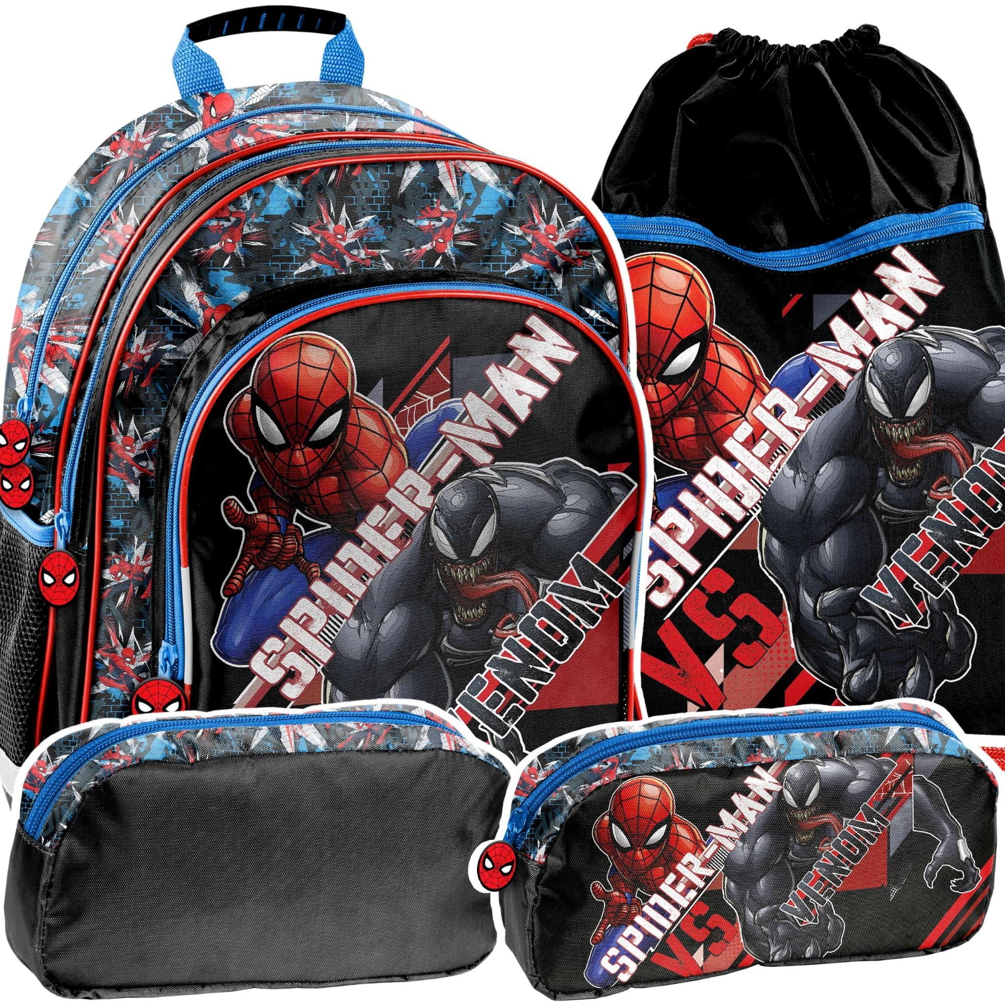 Školní 3-dílný set SPIDERMAN