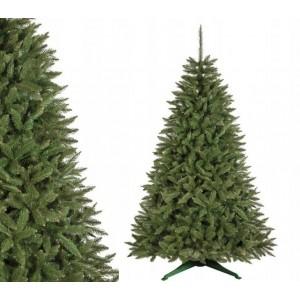 Jedinečný umělý vánoční horský smrk 220 cm