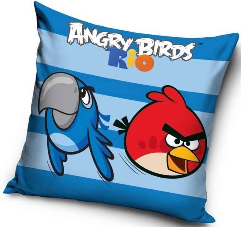 Angry Birds povlaky na polštáře
