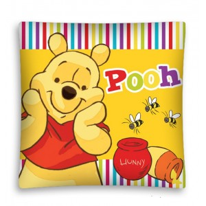 Medvídek Pú povlaky na polštáře pro děti