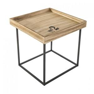 Dekorační stolek na terasu