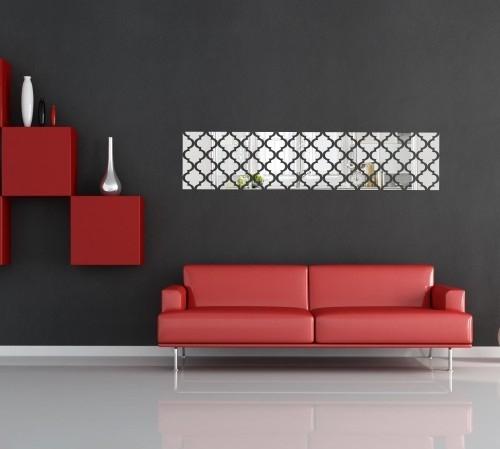 Luxusní akrylové zrcadla obdélníkového tvaru