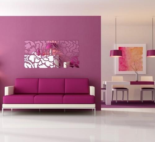 Designové hranaté zrcadla do moderního interiéru