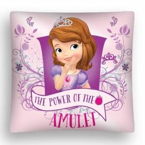 Růžové dětské povlaky s obrázkem princezny