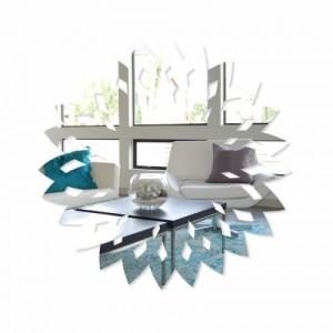 Dekorační akrylové zrcadlo na stěnu