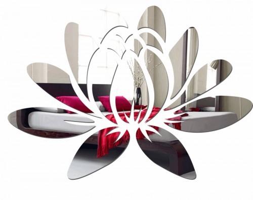 Orientální akrylové zrcadla jako dekorace