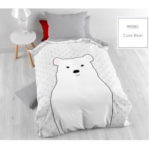 Lední medvěd ložní povlečení pro děti