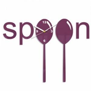 Hodiny do kuchyně Spoon