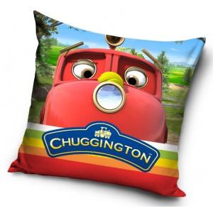 Červené dekorativní povlaky na polštáře Chuggington